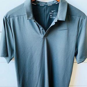 Nike Men's Dri Fit Golf Polo Sz L